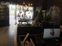 Cc sang nhượng cửa hàng mặt phố hàng bài (gần rạp chiếu phim), dt 50m2 + 15m2 kho + gx