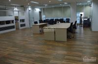 Cho thuê văn phòng hạng sang nguyễn thị định - quận cầu giấy - cực rẻ giá chỉ từ 12 triệu/tháng
