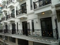Biệt thự phố cao cấp (1 trệt, 1 lửng, 3 lầu)mới, đẹp 4x14m nhà rất đẹp phường 15, tân bình, 5,1 tỷ