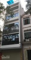 Bán nhà mặt phố trần tử bình 55m2 6 tầng full nội thất có thang máy tiện kd hoặc cho thuê