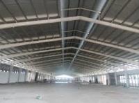 Nhà xưởng mới xây. dt 6.000m2, giá 49 nghìn/m2/tháng tại long thành, đồng nai