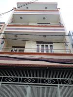C/Chủ Cho Thuê Nhà 3 Lầu, Nguyễn Thị Nhỏ: 6m x12m.Khu Lữ Gia. HXH6m.Thông hai đầu ra vào thuận tiện