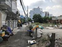 Bán đất trống khu buôn bán sẩm uất phạm văn đồng phường 13 , bình thạnh