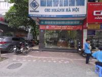 Cho thuê cửa hàng MP Trung Hòa. DT 135m2, MT 5,2m, giá 50tr/th