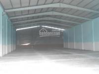 Cho thuê hoặc bán nhà xưởng cũ đường Vĩnh Phú 38, Thuận An, Bình Dương, DT: 1050m2, gía 40tr/th