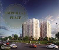 Imperial place : căn hộ liền kề aeon mall - tiêu chuẩn quốc tế - chỉ 850 triệu căn hộ 2 phòng ngủ