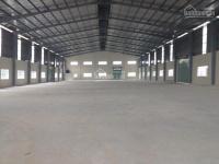 Cho thuê kho xưởng 1400m2 gần Quốc Lộ 1A, Bình Tân. LH 0938568199