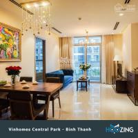 Hoozing - cập nhật tháng 3: hơn 100 căn hộ vinhomes central park cho thuê