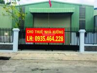 Cho thuê 3 xưởng huyện củ chi, dt: 4000m2, 8500m2, 24.000m2