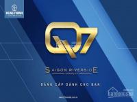 Siêu dự án q7, saigon riverside, quận 7