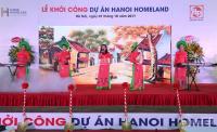 Bán kiot Hà Nội Homeland Long Biên. Vị trí đắc địa, LH: 0944.22.44.89