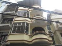 Nhà đội cấn, 90m2 x 3 tầng, 30tr/tháng, nhà cực đẹp, full đồ, cửa cuốn, tiện ở, ưu tiên hộ thuê dài