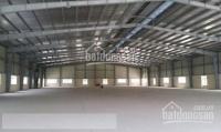 Cho thuê kho - xưởng 8m*34m, 15tr/tháng, xưởng mới, giá thương lượng, điện 3FA, đường Vườn Lài