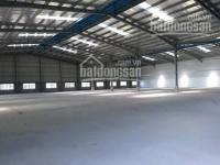 Cho thuê kho xưởng 20m x 100m = 2000m2 mặt tiền đường Vĩnh Lộc, Bình Chánh
