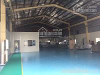 Cho thuê kho 1.000m2 rộng rãi, sạch đẹp tại Phường Long Trường, Quận 9
