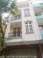 Cho thuê nhà 60m2 xây 4 tầng ngõ 37 Trần Quốc Hoàn, quận Cầu Giấy - làm VPCT, TT đào tạo, nhà ở