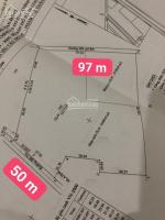 Bán đất hai mặt đường phường tân định, cách đường ba lan xi 50m, dt 12000m2, giá 19 tỷ