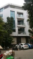 Cho thuê biệt thự mặt phố trần kim xuyến 254m2, 4 tầng, mt 16m, giá chỉ 96tr (qúa rẻ)