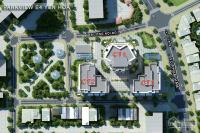 Cho thuê lô góc sàn thương mại toàn ct3 dự án e4 yên hòa - 0906203389