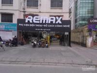 Cho thuê cửa hàng MP Nguyễn Chí Thanh dt 36m, mt 4m giá 24tr/th