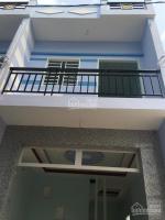Bán nhà mới xây xong, giá 430 triệu ngay chợ hưng long, bình chánh, tphcm: lh 0937198822