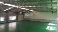 Cho thuê nhà xưởng mới xây 1200m2, phường Thạnh Lộc, Quận 12. LH 0902 42 8186 Thuần