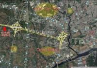 trí bđs đất 10000m2 mặt tiền kênh 9 vị trí đầu tư cách nút võ văn kiệt và cao tốc 500m giá tốt