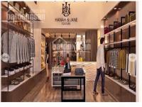 Sang nhượng cửa hàng thời trang, mặt phố Ngô Thì Nhậm, dt : 50m2, mt : 5m, giá thuê : 30tr/tháng