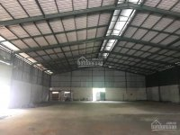 Cho thuê kho, xưởng 1500m2 (quận 12 gần Quốc lộ 1A). LH: 0902070407
