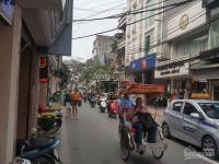 CHo thuê nhà mặt phố Hàng Cân DT 32m2x3,5mx3T (45 triệu/tháng)