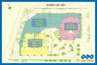 Cho thuê Lô góc 113m2 sàn thương mại tầng 1 dự án FLC Tiwn Tower 265 Cầu Giấy.