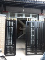 Bán nhà đường an dương vương 4x13m sổ hồng chính chủ, hẻm 1/ rộng 8m