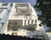 Bán gấp căn nhà đường cây trâm p8 dt 4x15m đúc 4t 4pn 4wc đường 5m. giá 3,96 tỷ tl