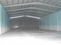Cho thuê nhà xưởng mới xây dựng xong diện tích 1000m2 giá 50tr/tháng