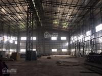 Kho, nhà xưởng sản xuất cho thuê trong KCN Hà Bình Phương, Thường Tín, Hà Nội, diện tích 2000m2