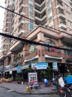 Cho thuê shophouse tầng trệt chung cư thuận việt, đường thiên phước, dt 141m2, giá 40 triệu (tl)