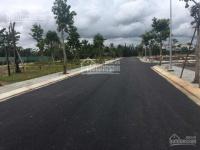 Chính chủ cần bán lô đất sổ đỏ dự án green riverside, huỳnh tấn phát dt 80m2, giá 21 tr/m2