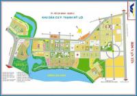 Bán đất sài gòn ipd thạnh mỹ lợi ngay trung tâm quận 2, dt 10x20m đường 12m, đường 20m, 55tr/m2.