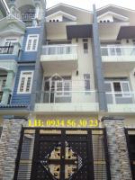 Bán nhà mới đẹp, cách chợ 100m, khu dân cư sầm uất, dt 4,2 x 17m, đúc 3 lầu, lh: 0 934 56 30 22