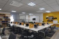 26-04-2018. văn phòng cao cấp 65m2, có ban công, cạnh đh mỹ thuật bình thạnh