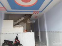 nhà mới xây ngay đường đinh đức thiện bình chánh sổ hồng riêng 480 triệucăn 0936944878