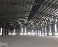 Cần cho thuê kho xưởng 9000m2 trong kcn tân tạo. xưởng còn mới, đẹp lh 0938462668