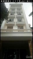 Chính chủ cho thuê nhà giá rẻ 61 phố nguyễn khang, 135m2 x 7 tầng + 1 hầm, mt 6m. có thang máy