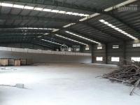 Cho thuê 1.000m2 - 10.000m2 nhà xưởng mới xây trong kcn tân tạo, bình tân