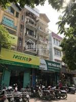 Cho thuê nhà MP Nguyễn Ngọc Vũ 50m2 x 7T - MT 5m - 0906203389