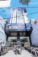 Bán tòa nhà mt 136 hùng vương, p.2, q.10. dt 8x25m, xd 6 lầu, đang cho thuê giá 135tr/th, bán 57 tỷ