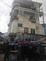 Bán nhà góc 2 mt đối diện chợ bình tiên,q.6. dt: 14 x11, xây 2 lầu, sân thượng, giá rẻ