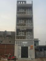 Cho thuê nhà nguyên căn 4x12m, 1 trệt 3 lầu sân thượng 7pn+7wc. tiện kd nhà trọ, giá 16tr/tháng