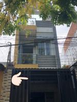 Cho thuê nhà nguyên căn mặt tiền đường nội bộ đường bùi minh trực, quận 8