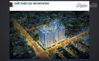 Bán gấp căn hộ 2pn htcb richstar novaland 63m2 giá 1.850 tỷ. lh : 0908389894.